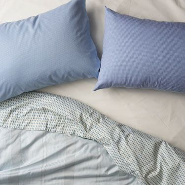 If you're sharing a bed with your man, wash the sheets, and especially the pillow cases, often. Also, try to sleep with your back to him to prevent him from coughing in your face in the middle of the night.