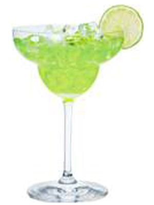 <p>1 oz Midori® Melon Liqueur<strong></strong></p> <p>1 1/2 oz Cabo Wabo ™ Blanco Tequila</p> <p>1 oz freshly squeezed organic Lime Juice</p> <p> </p> <p><em>Shake with ice and strain into an ice-filled cocktail glass. Garnish with a lime wheel.</em></p>