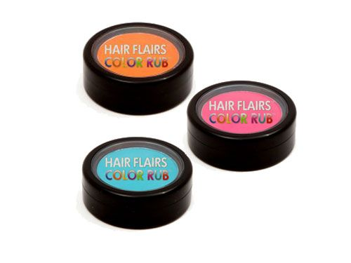 8 Temporary Hair Color Products - Hair Color Clip Ins