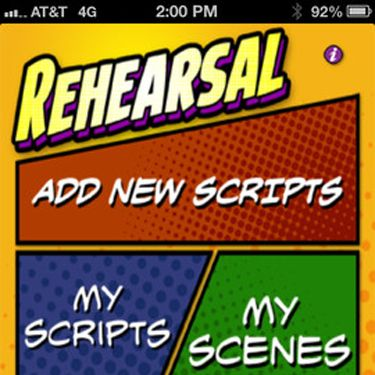 This is a genius app for actors. It means you don't have to carry around or print out scripts. I can make notes directly on the app, highlight my scenes, run and record lines, take reference photos- it's pretty indispensable. 