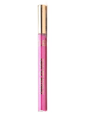 <p>Lip gloss as eye shadow? Yes! Sparkle makes eyes shine.</p>
