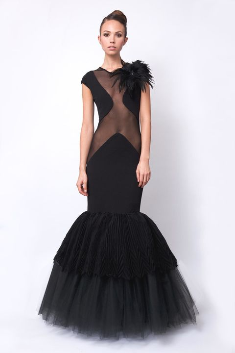 """<p><strong><a title=""""AS"""" href=""""http://www.adolfosanchezdesigns.com/%20"""" target=""""_blank"""">Adolfo Sanchez</a>: </strong>Adolfo Sanchez Designs</p> <p>This Mexican American designer, infamous for his fearless and edgy designs, is showing at NOLCHA fashion week this year.</p> <p><strong>Why we love him</strong>: Put on one of his dresses and you're sure to have it taken off by the end of the night.</p> <p> </p>"""