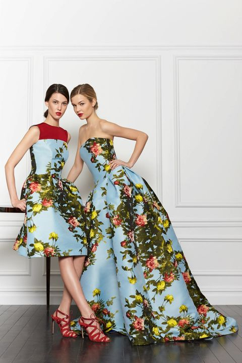 """<p><a title=""""CH"""" href=""""http://www.facebook.com/CarolinaHerreraNY%20"""" target=""""_blank""""><strong>Carolina Herrera</strong></a></p> <p>Crowned as """"Fashion's First Lady,"""" this Venezuelan-American designer continues to dominate the industry. Her designs, showing at MBFW, are evocative of femininity and elegance.</p> <p><strong>Why we love her</strong>: """"I have a responsibility to the woman of today – to make her feel confident, modern and above all else beautiful."""" That statement alone is enough for us!</p>"""