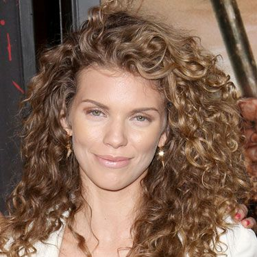 Every man we know would melt over the <i>90210</i> actress&#146&#x3B; tousled tumble of every-which-way ringlets and radiant, highlighted skin (here, at the <i>Spartacus</i> premiere).