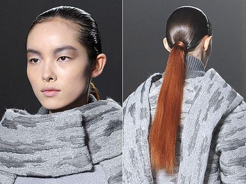 Ear, Hairstyle, Earrings, Style, Eyelash, Fashion, Temple, Beauty, Black hair, Hair accessory,
