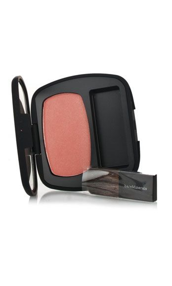 """<p>Okay, this blush might not have love spell-worthy ingredients, but the warm peach hue instantly adds a blatantly sexy flush to all skin tones. Love! </p><p>Bare Minerals Ready Blush in The Aphrodisiac, $22, <a href=""""http://www.beauty.com/bareminerals-ready-blush-the-aphrodisiac-med-bright-peach/qxp394979?catid=25272&N=0"""" target=""""_blank"""">beauty.com</a></p>"""