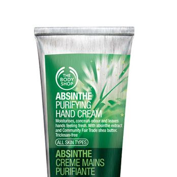 <p>A sip of absinthe, the legendary liquor, is famous for adding a heady sensuality in the bedroom! Who knew this aphrodisiac was also a fab moisturizer? This hand cream leaves skin feeling lusciously soft. </p>