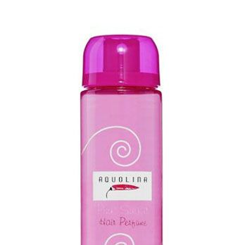 <p>Pink, cheery, and spiked with candy-sweet ingredients like strawberries and vanilla — this girly hair scent gives him a reason to come closer.</p>