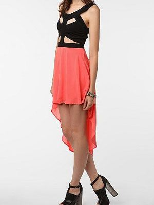 """<p>Cutouts are the perfect way to look sexy, not skanky. Fishtail/A-line skirts and dresses are also so in right now.</p> <p><a href=""""http://www.urbanoutfitters.com/urban/catalog/productdetail.jsp?id=23540818&cm_mmc=SEM-_-Google-_-PLA-_-25316415"""" target=""""_blank"""">Urban Outfitters</a>, $49<br /><br /></p>"""
