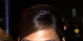 Hair, Nose, Ear, Earrings, Lip, Cheek, Hairstyle, Chin, Forehead, Eyebrow,
