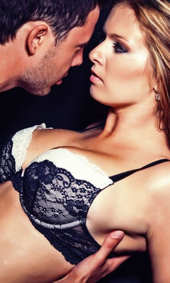 "<p>Since most women tend to come more slowly than men do, use strategic foreplay techniques to bring you closer to the brink. Any sensation that involves rubbing against your <a href=""http://www.cosmopolitan.com/sex-love/advice/clitoris?click=main_sr"" target=""_blank"">clitoris</a> will boost blood flow to your V-zone and get you extra turned on. Cross your legs, squeeze them together, and grind your pelvis against his body, your fingers, or a vibrator.</p>"