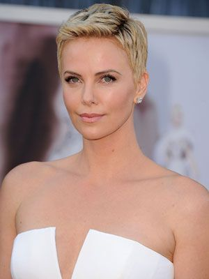 """<p>For Charlize's natural, rosy flush, makeup artist Shane Paish for Dior (who's responsible for that gorgeous and simple—only 5 products were used—look) says to use <a href=""""http://www.dior.com/beauty/int/en/skin_care_by_christian_dior_face_care_body_care_su/vospreoccupations/l_or_de_vie/y0624531/py0624531-cskincareexceptionnn.html"""" target=""""_blank"""">Dior L'Or de Vie La Creme</a>, <a href=""""http://www.sephora.com/diorskin-airflash-spray-foundation-P104914"""" target=""""_blank"""">Diorskin Airflash Spray Foundation</a> as your base. On eyes, use <a href=""""http://shop.nordstrom.com/s/dior-5-couleurs-garden-party-garden-roses-eyeshadow-palette/3260816"""" target=""""_blank"""">Dior 5-Couleurs Eyeshadow in Garden Roses #841</a> and <a href=""""http://www.sephora.com/diorshow-extase-mascara-P252504?om_mmc=Googlepla,_requestid=42976,cm_mmc=us_search-_-GG-_-pla-_-,ci_src=17588969,ci_sku=1223874"""" target=""""_blank"""">Diorshow Extase Mascara</a> on lashes. Create lush lips by mixing <a href=""""http://www.sephora.com/rouge-dior-lipcolor-P272656"""" target=""""_blank"""">Rouge Dior Lipcolor in Tulip Pink #448</a> and <a href=""""http://www.sephora.com/dior-addict-ultra-gloss-P261213"""" target=""""_blank"""">Dior Addict Ultra-Gloss in Beige Tweed #227</a>. For a pop of soft color on cheeks, try<a href=""""http://shop.nordstrom.com/s/dior-diorblush-glowing-color-powder-blush/2947561?cm_cat=datafeed&cm_ite=dior_%27diorblush%27_glowing_color_powder_blush:200425&cm_pla=makeup:women:cheek&cm_ven=Google_Product_Ads&mr:referralID=e0154497-7f83-11e2-b779-001b2166c62d"""" target=""""_blank""""> Diorblush in Pink in Love #889</a>.</p>"""