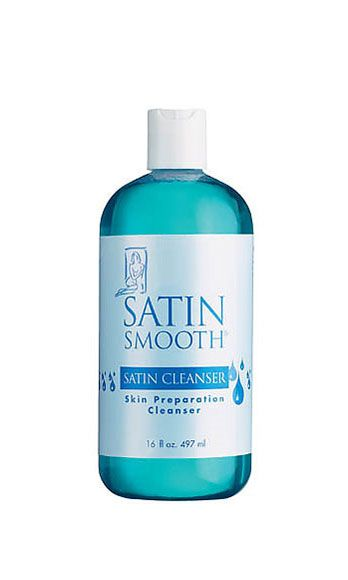 """<p>Before your wax appointment (or at-home wax, if you're brave), prep your little lady with this antiseptic tonic — it opens your pores for easy, clean hair removal. A <em>must</em>. </p> <p>Satin Smooth Skin Preparation Cleanser, $12, <a href=""""http://www.folica.com/hair-removal/pre-and-post-treatments/satin-smooth-skin-preparation-cleanser"""" target=""""_blank"""">folica.com</a></p>"""
