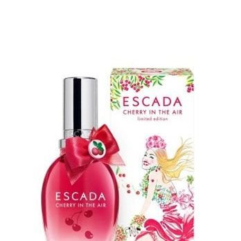 <p>Ultra-flirty and totally addictive, this raspberry/black cherry/gardenia-scented fragrance will have him velcro-ed to your side all spring. </p>