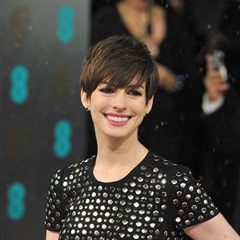 "Anne hasn't spoken on her position, but Lena Dunham has <a href=""https://twitter.com/lenadunham/status/306225162381049856"" target=""_blank"">tweeting</a>: ""Ladies: Anne Hathaway is a feminist and she has amazing teeth. Let's save our bad attitudes for the ones who aren't advancing the cause."""