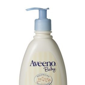 Lotion is essential and should be used daily, but baby lotion has a way of taking your skin back years! The smoothness and moisture is so great, and Aveeno's has oatmeal which helps hydrate skin more without the grease.
