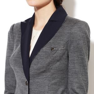 <p>One thing we love about blazers is that you can dress them up or dress them down. Add the reversible twist and you've automatically doubled your options.</p>