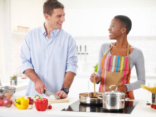 First date cooking ideas