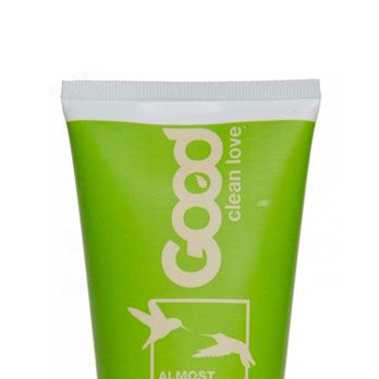"<p>This vegan lube is not only cruelty-free and totally organic, it's also edible. (<a href=""http://www.cosmopolitan.com/sex-love/advice/better-oral-sex"" target=""_blank"">Oral alert</a>!) You know, in case you get hungry after all that sex.</p>