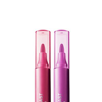 <p>We've stocked all your purses with this ultra-vivid plum hue (on right) – it's one of the few stains that's truly smear-proof. Long story short? Make-out as long as you want to, it's not budging.</p>