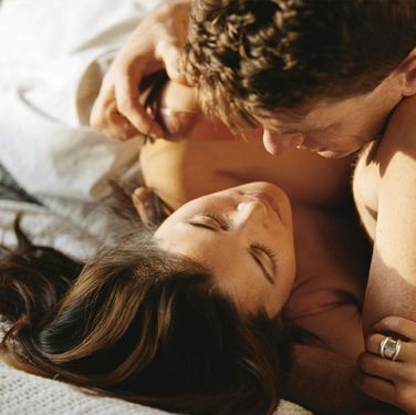 "<p>Watching as your man <a href=""http://www.cosmopolitan.com/sex-love/advice/better-oral-sex"" target=""_blank"">goes down on you</a> helps you focus on the sensations you&#146&#x3B;re experiencing, pushing you closer to a combination climax. Assume the 69 position, but have the oral pleasure going only one way. (You&#146&#x3B;ll get him later) Gaze at him while he circles your c-spot with his tongue, and puts a finger or two inside of you.</p>