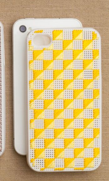 Cool iphone cases where to buy cool iphone cases pget your etsy on and make a sweet diy cover using this needlepoint gumiabroncs Images