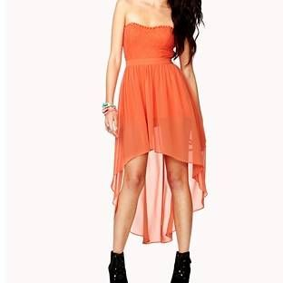 <p>Totally in season right now, these dresses are great to show off show leg.</p>