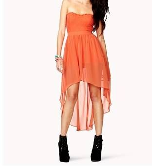 """<p>Totally in season right now, these dresses are great to show off show leg.</p> <p> </p> <p>$29.80, <a href=""""http://www.forever21.com/Product/Product.aspx?BR=f21&Category=dress&ProductID=2023896966&VariantID="""" target=""""_blank"""">Forever 21</a></p>"""