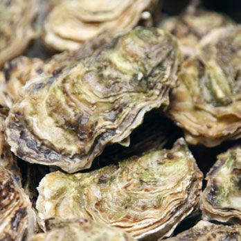 "<p>Consider this one a double-whammy. Not only are oysters thought of as an <a href=""http://www.cosmopolitan.com/food/cocktails/aphrodisiac-cocktails"" target=""_blank"">aphrodisiac</a> (the smell of salty ocean air alone turns us on in). They're also extremely rich in zinc, which helps with the production of testosterone, says Wissing, which boosts sec drive and your man's sperm count. Fish market date Friday, anyone?</p>"