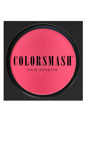 """<p>Need a quick-and-dirty, commitment-free 'do update? Rub the ends of your hair – or face-framing layers – against this temporary color chalk. It easily washes out in one shampoo! So rock star sexy.</p> <p>ColorSmash Hair Shadow in Party Pink, $13, <a href=""""http://www.amazon.com/COLORSMASH-CS3001-PARTY-SHADOW-TEMPORARY/dp/B00A73Q8EM"""" target=""""_blank"""">amazon.com</a></p>"""