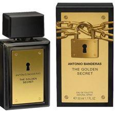"<p>Antonio Banderas launched The Secret in 2010, and many claim it is quite underrated. This new fragrance is a little spicier yet, just how we like our <em>hombres</em>!</p><p>$23.99, <a title=""Golden Secret"" href=""http://www.target.com/p/men-s-the-golden-secret-by-antonio-banderas-eau-de-toilette-1-oz/-/A-13630415?ref=tgt_adv_XSG10001&AFID=Google_PLA_df&LNM=%7C13630415&CPNG=Health+Beauty&kpid=13630415&LID=PA&ci_src=17588969&ci_sku=13630415%20"" target=""_blank"">Target</a></p>"