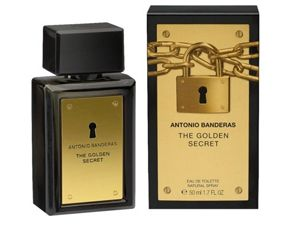 "<p>Antonio Banderas launched The Secret in 2010, and many claim it is quite underrated. This new fragrance is a little spicier yet, just how we like our <em>hombres</em>!</p> <p>$23.99, <a title=""Golden Secret"" href=""http://www.target.com/p/men-s-the-golden-secret-by-antonio-banderas-eau-de-toilette-1-oz/-/A-13630415?ref=tgt_adv_XSG10001&AFID=Google_PLA_df&LNM=%7C13630415&CPNG=Health+Beauty&kpid=13630415&LID=PA&ci_src=17588969&ci_sku=13630415%20"" target=""_blank"">Target</a></p>"