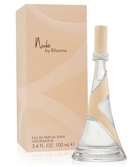 "<p>This is the third fragrance from RiRi and our Beauty Editor stands by this one. The fruits of her homeland Barbados, like Guava, Pear, and Orange Blossom, inspired her. The scent leads into a soft vanilla scent, sultry and super sexy.</p> <p>$59.00, <a title=""Nude"" href=""http://www1.macys.com/shop/product/nude-by-rihanna-eau-de-parfum-34-oz-a-macys-exclusive?ID=765946&cm_mmc=Google_Pla-_-PLAover50-_-45056609795-_-mkwid_coQ4sirV&gclid=CPHYhOrfjrYCFWlnOgode2QA8A%20"" target=""_blank"">Macy's</a></p>"