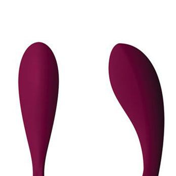 <p>The Lelo Bob is a great warm-up for anal play. It's designed to target the prostrate, so hand this over to your fella. A ring at base makes it great for partner use, too.</p>