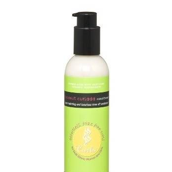 <p>Smoothes and tames curls with an the intoxicating coconut scent that brings you right to the beach…</p>
