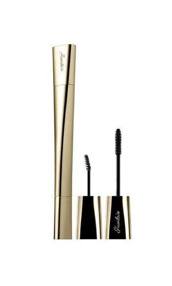 """<p>Most mascara wands are too long or thick (get your mind out of the gutter) to use on tiny, inner-corner hairs and bottom lashes. This one comes with two wands: one with long bristles to pump up the volume; the other with bristles half the size. Oh-so-battable lashes await!</p> <p>Guerlain Le 2 de Guerlain Mascara, $36, <a href=""""http://www.sephora.com/le-2-de-guerlain-mascara-P204735"""" target=""""_blank"""">sephora.com</a> </p>"""