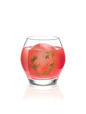 <p>2 oz. SKYY Infusions Moscato Grape<br />3/4 oz. Lime Juice<br />3/4 oz. Simple Syrup<br />3 medium Watermelon Chunks<br />1 Thyme Sprig<br /> </p> <p>In a cocktail shaker, muddle Thyme and watermelon. Add the rest of the ingredients. Shake and finely strain over ice in a rocks glass. Garnish with a Thyme Sprig.<br /> </p>