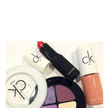 <p>Modern and chic, with fun pops of color, CK One cosmetics is just the thing for on-the-go girls who need to get glam, fast. Sexy standouts include the eyeshadow quads and oh-so-trendy nail polish strips.</p>