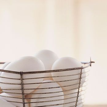 "<p>An excellent (an inexpensive) source of protein, Gans says you can go hog-wild with as many egg whites a week as your heart desires. As for the egg yolks, one a day is a-okay for <a href=""http://www.cosmopolitan.com/advice/health/new-weight-loss-studies"" target=""_blank"">sticking to your diet plan</a>.</p>"