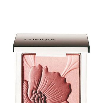<p>This fresh-as-a-daisy luminizing powder (it comes in Plum, Peony, and Blossom) gives winter-worn skin a boost of outdoorsy sexiness. Use a big, fluffy brush to sweep it on, allover.</p>