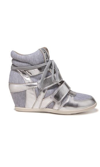 116951e5cfc4 Wedge Sneakers - Fashion Trends Wedge Sneakers