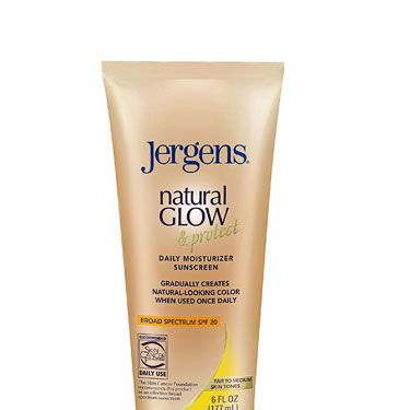 <p>This sunless-tanner-meets-sunscreen hybrid gives you a gradual glow and protects you from harsh ultraviolet rays at the same time. (Just remember to reapply with your regular SPF throughout the day if you're outdoors for more than two hours.)</p>