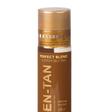 <p>This product allows you to perfect your skin tone from head-to-toe by twisting the dial for the right amout of self-tanner and instant body bronzer.</p>