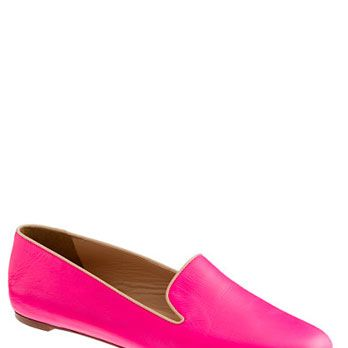 "<p>J. Crew, $150, <a href=""http://www.jcrew.com/womens_category/shoes/loafersoxfords/PRDOVR~42180/42180.jsp"" target=""_blank"">jcrew.com</a></p>"