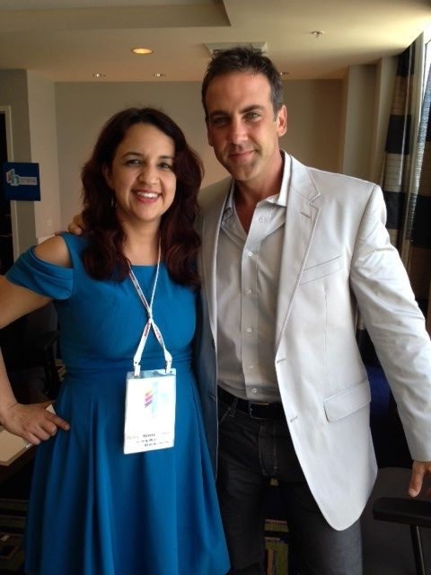 "<p>Carlos Ponce. Still such a hottie and a thoughtful man, Ponce said he was ""taking a break"" from dating…we hope it won't be for long :-)</p>"
