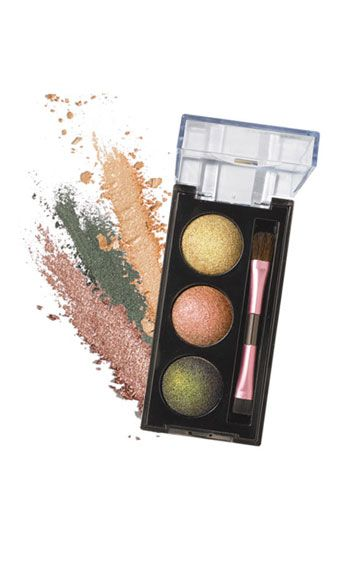 """<p>We're beyond excited that Benefit relaunched their award-winning cream shadows this spring! The attention-getting hues are crazy-easy to apply (use your finger) and never, ever, settle into creases. Try Bikini-tini (pictured), a soft, pinky-champagne that instantly brightens eyes.</p> <p>Benefit Creaseless Cream Eyeshadows, $20, <a href=""""http://www.benefitcosmetics.com/product/view/new-creaseless-cream-shadow"""" target=""""_blank"""">benefitcosmetics.com</a> </p>"""