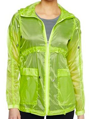 "<p>If you're an outdoors <em>chica</em> who likes to chill by the shore or go running, an anorak style is what you need to shield the wind. In a trendy lime hue that's sheer, it's stylishly sexy yet functional.</p> <p>$25, <a title=""JC Penny"" href=""http://www.jcpenney.com/dotcom/women/clothing/activewear-/xersion%25e2%2584%25a2-sheer-anorak-jacket-/prod.jump?ppId=pp5002641040&catId=cat100250094&deptId=dept20000013&Ns=PLH&Nao=48&pN=3&dimCombo=null&dimComboVal=null"" target=""_blank"">JC Penny</a> </p>"