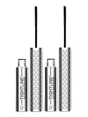 "<p>If your eyes tend to get itchy, the last thing you want is huge globs of mascara smudged all over <em>tus ojos</em>. So skip it and go for a clear mascara instead OR try<strong> </strong><a href=""http://www.qvc.com/qvc.product.A231987.html"">It Cosmetics TIGHTLINE Full Lash Line Black Mascara Primer</a>, $29, a very fine liner applicator that creates a super black line at the base of the lashes giving the illusion of fuller, more defined lashes. You can even wear it alone without mascara.</p>"