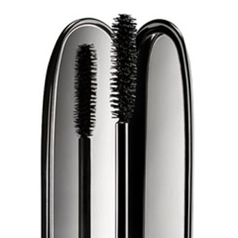 <p>On the run? Throw this fierce, multi-functioning mascara in your bag! It contains a sleekly sexy hidden mirror – just pull out the wand, and it pops out! Bonus? The mascara also comes with a refillable applicator, so you can switch to a new wand after three or four months. Applause.</p>