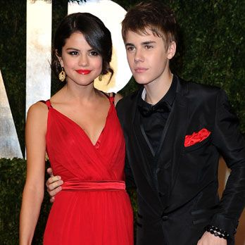 2011: After months of speculation, the teenage couple makes their first red carpet appearance together at the Vanity Fair Oscar after-party. Tween cries are heard around the world due to the Biebs no longer being single.
